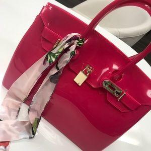 Handbags - Pink beachkin